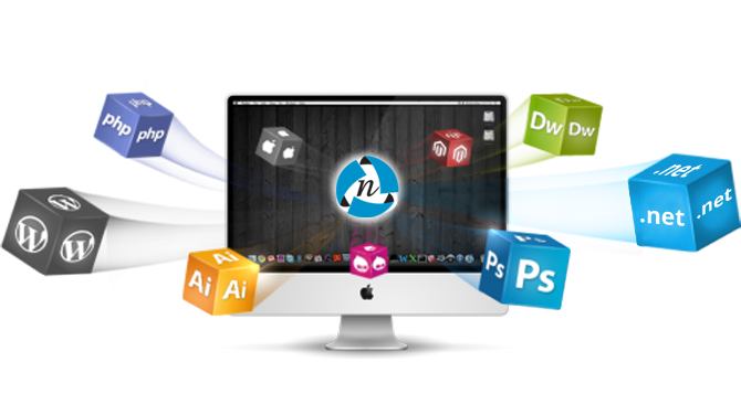 ERP Development - Web Development PNG