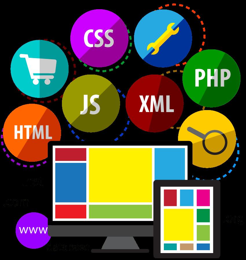 image - Web Development PNG