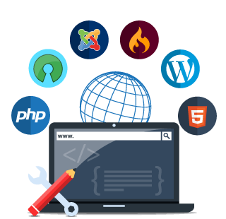 Download Web Development PNG