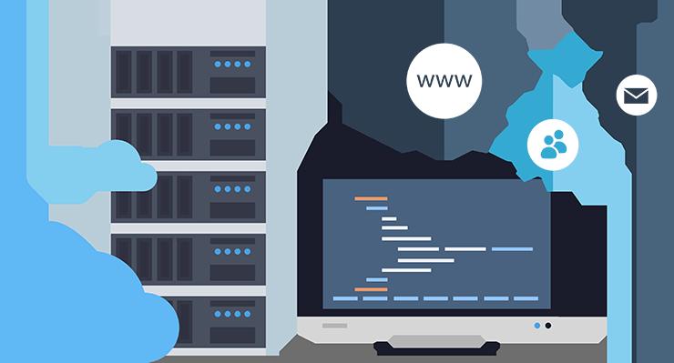 paylaşımlı (shared) hosting - Web Hosting PNG