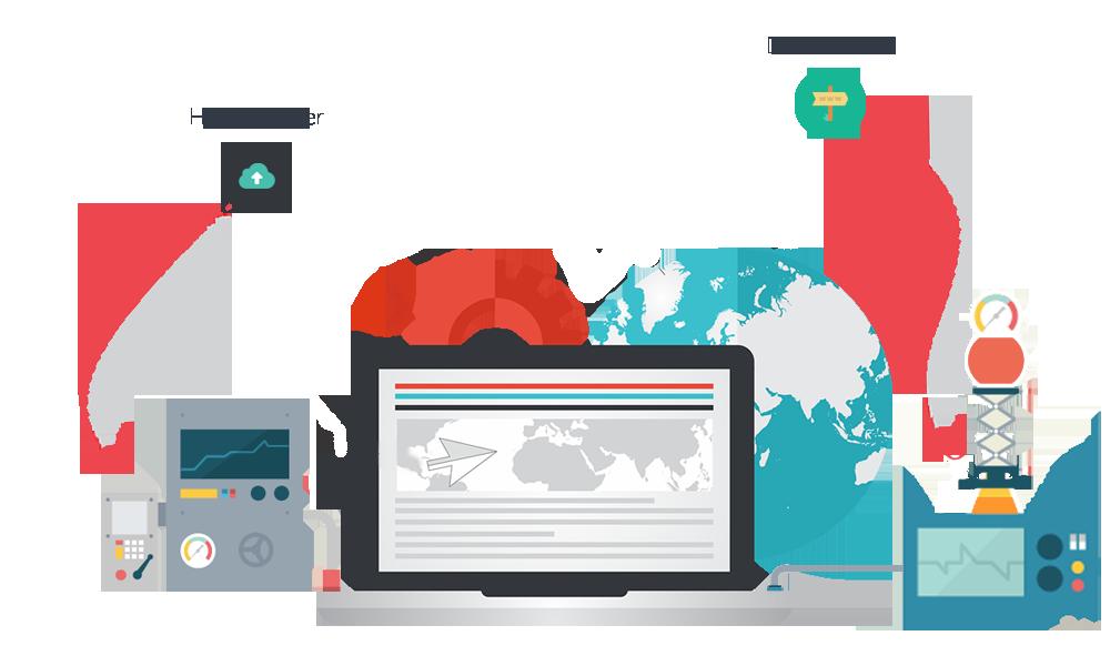 Web Hosting | Zeneva Tech Pvt. Ltd. Website Design India | Webdesigner  India| Web Design Company in India | Web Design India | Web Development  India - Web Hosting PNG