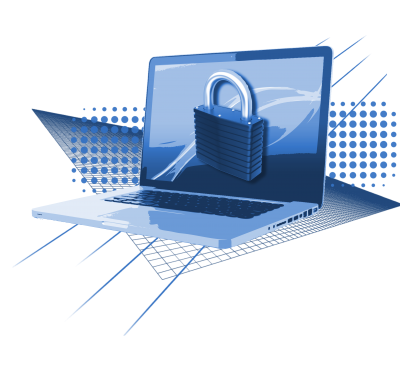 Download PNG image - Web Security Png Hd 612