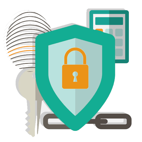 Web Security PNG Pic