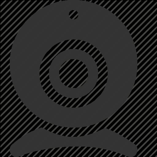 Webcam Icon image #16135 - Web Camera PNG
