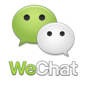 Does WeChat, Chinau0027s mobile text and voice messaging service, show us the  future for mobile payment services and exactly why Facebook paid $19bn for  the PlusPng.com  - Wechat Logo PNG