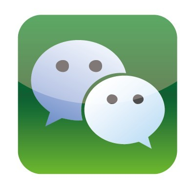 Wechat Icon image #12355 - Wechat PNG - Wechat Logo Vector PNG