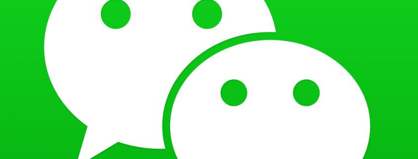 WeChat. wechat-logo-vector-845x321 - Wechat Logo Vector PNG