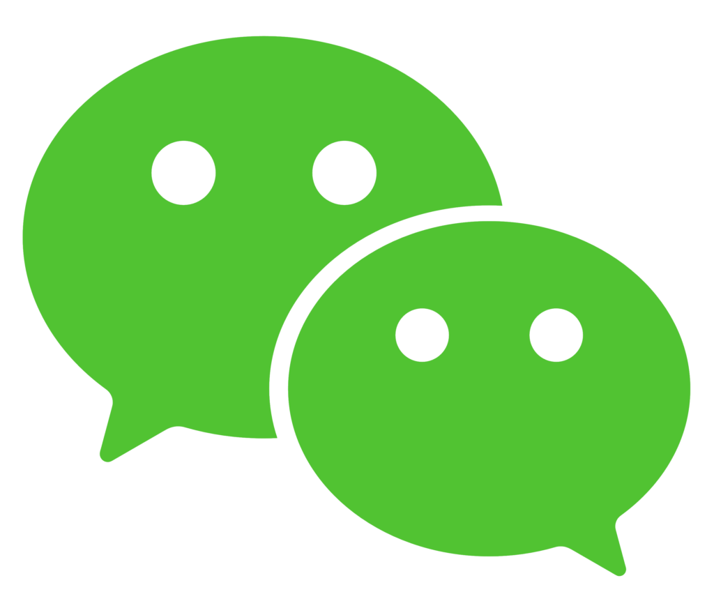 WeChat Logo Vector Free Download - Wechat Vector PNG