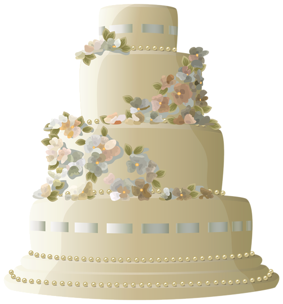Cake - Wedding Cake HD PNG