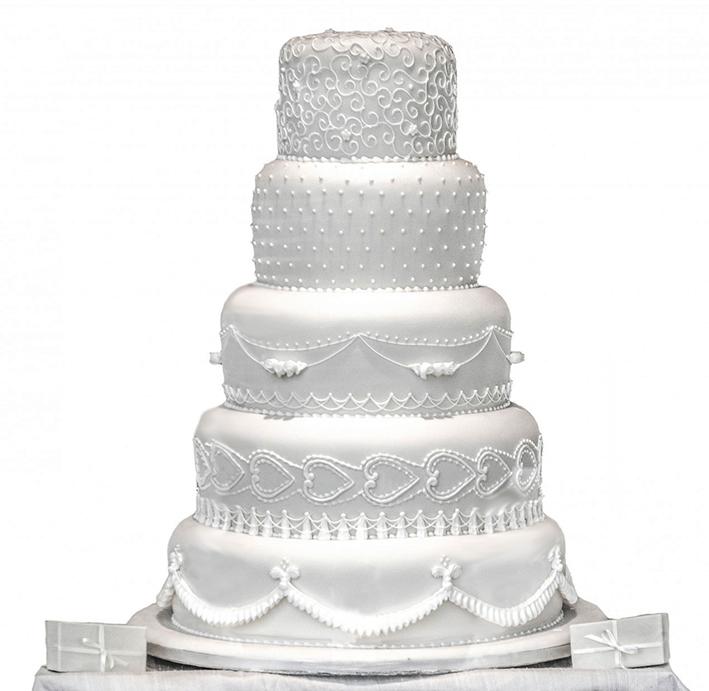 pin Wedding Cake clipart wedding food #2 - Wedding Cake HD PNG