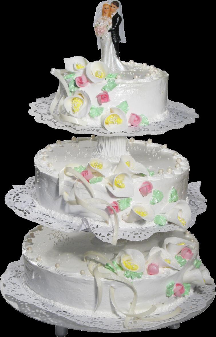Wedding Cake HD PNG - 93127