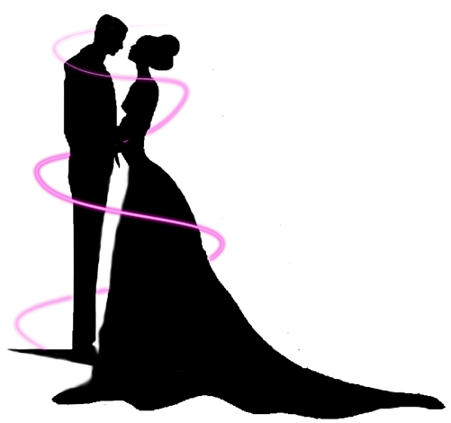 Wedding Couple PNG Image