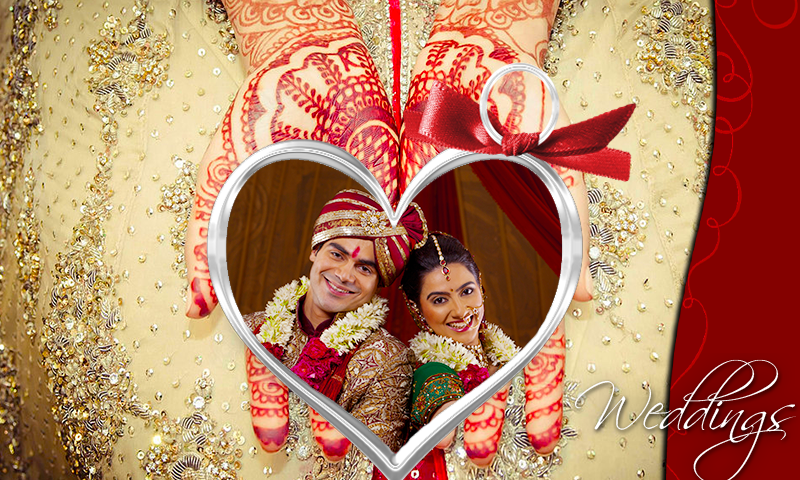 Wedding Photo Frame- screenshot - Wedding HD PNG