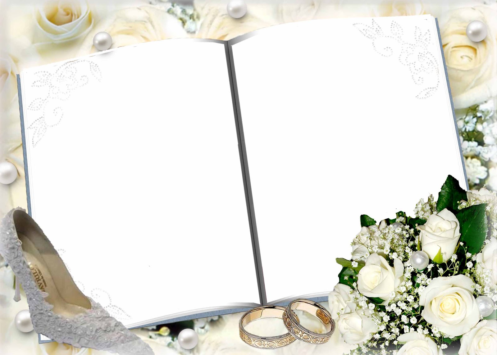 Wedding Rings PNG Transparent