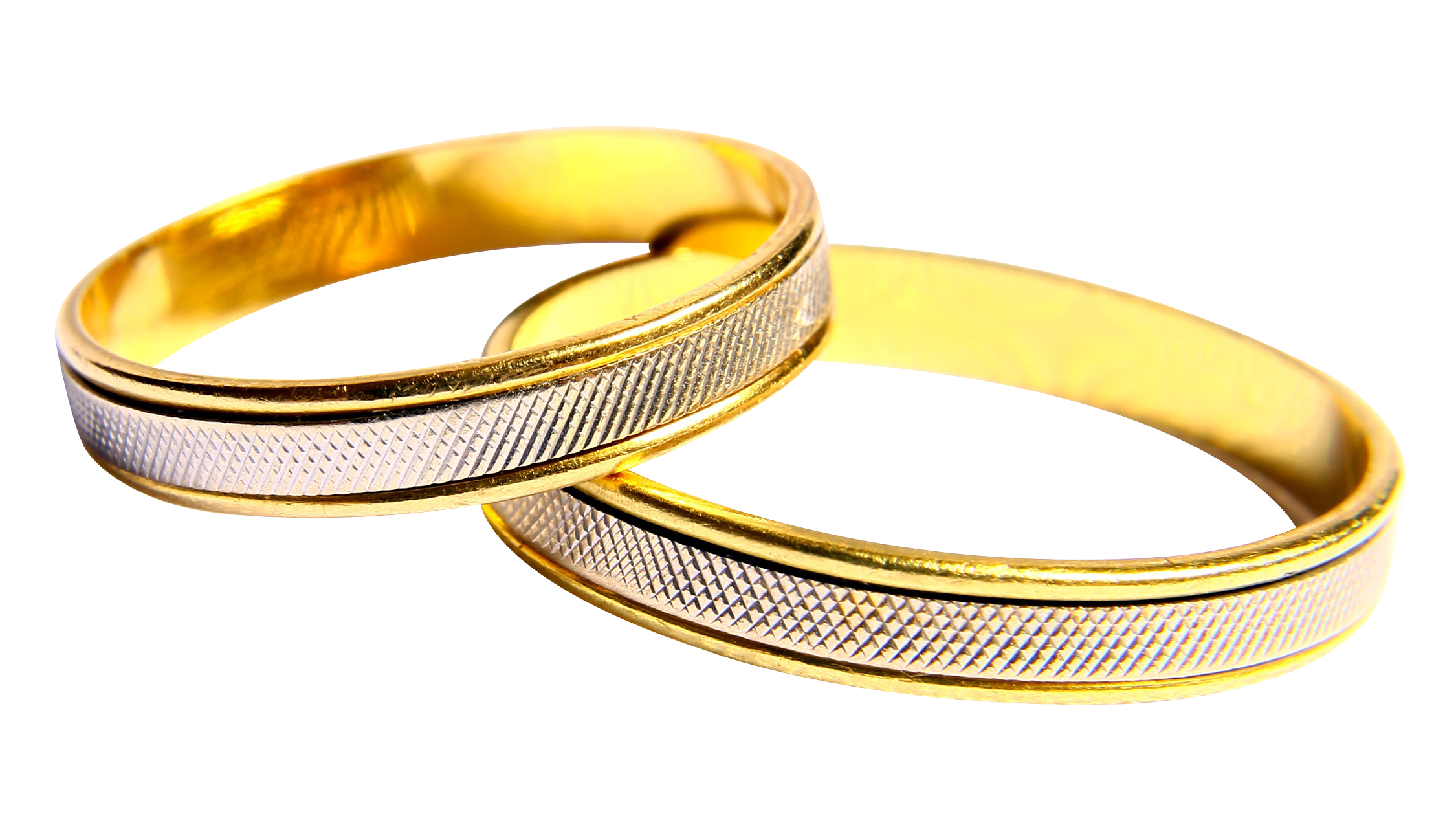 Wedding Rings PNG Transparent Image - Wedding PNG Download