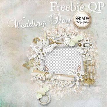 white gold birdcage wedding photo frame png - Wedding PNG HD Free Download