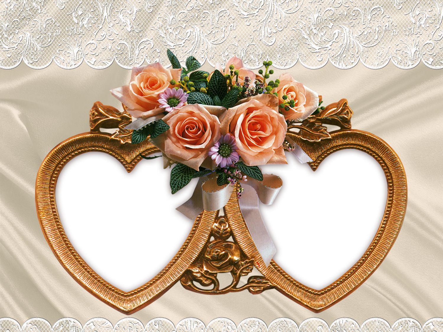 Free Download Wedding Photo Frames Background in Full HD