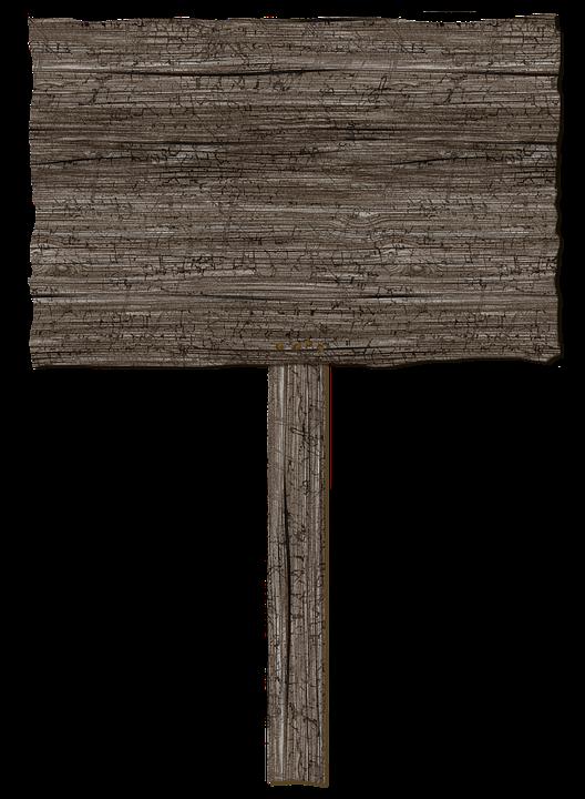 Anmelden, Holz, Alte, Leere, Jahrgang, Wegweiser - Wegweiser Holz PNG