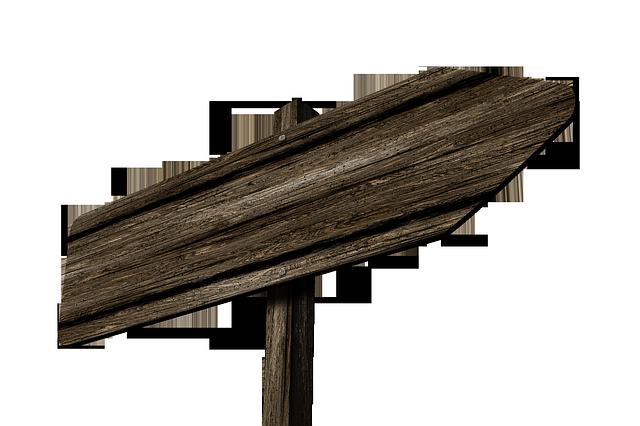 Kostenlose Illustration: Wegweiser, Wegzeiger, Holz - Kostenloses Bild auf  Pixabay - 235562 - Wegweiser Holz PNG