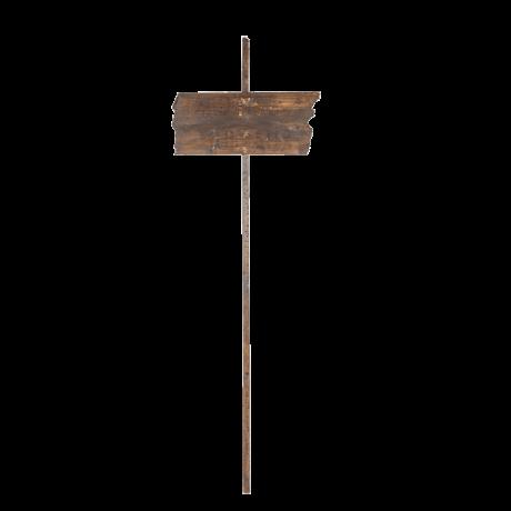 Vintage Wegweiser Holz - Wegweiser Holz PNG