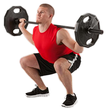 Weightlifter PNG HD - 148838