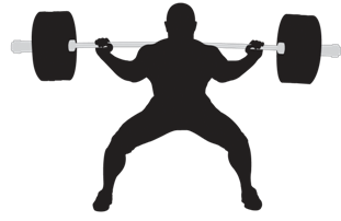 Weightlifter PNG HD - 148837