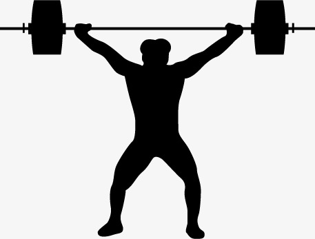 Weightlifter PNG HD - 148842
