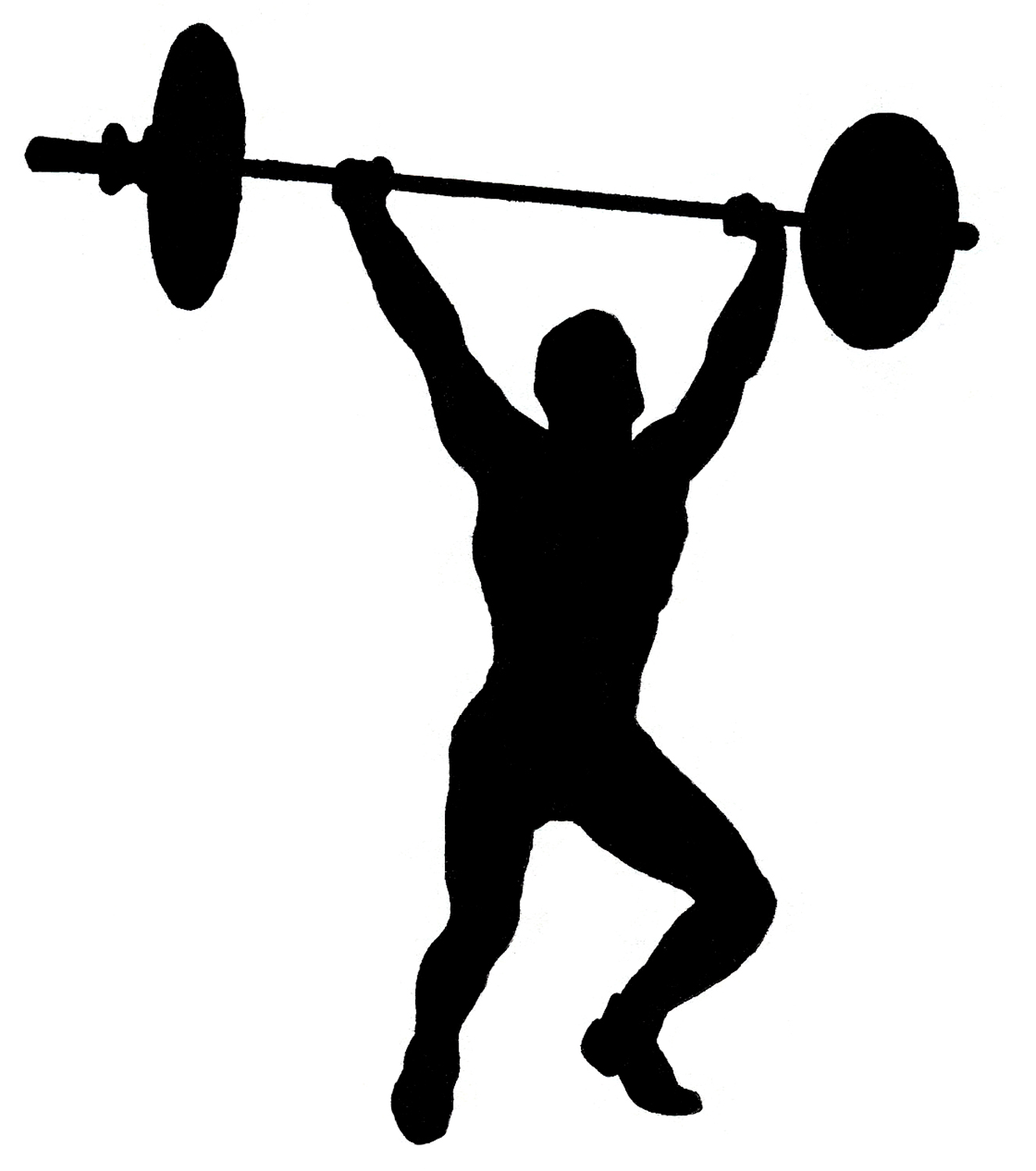 Weightlifter PNG HD - 148836