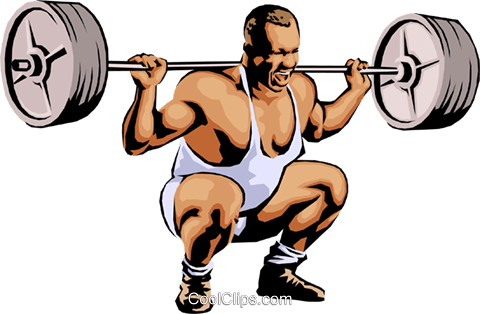 Weightlifter PNG HD - 148832