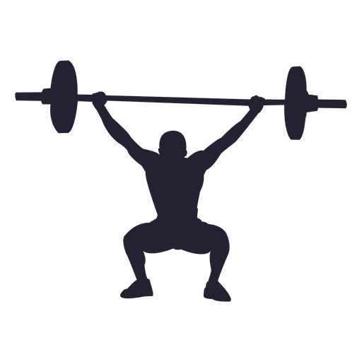 Weightlifter PNG HD - 148833