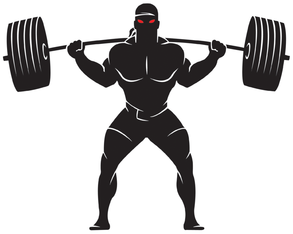 Weightlifter PNG HD - 148831