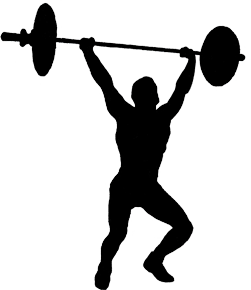 Weightlifting PNG - 55363