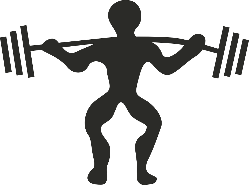 Weightlifting PNG - 55360