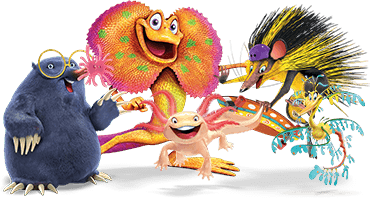Register Now for Vacation Bible School! - Weird Animals Vbs PNG