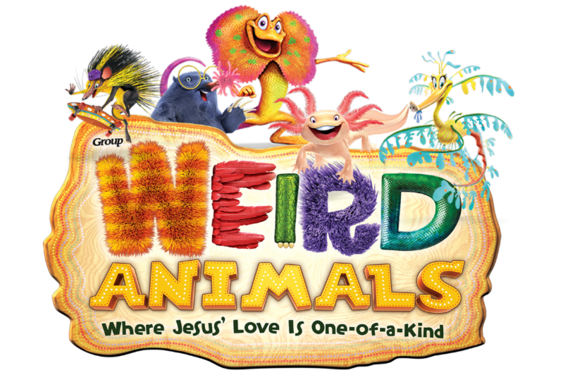 Weird Animals Vbs 4