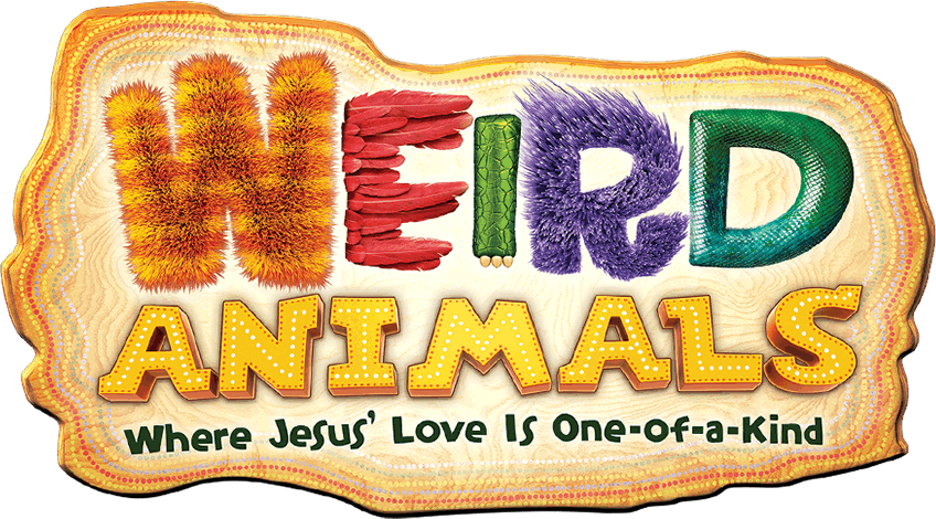 weird-animals-vbs-logo - Weird Animals Vbs PNG