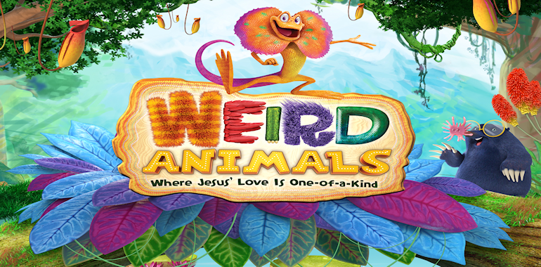 . PlusPng.com weird-animals-vbs-scene770x380.png - Weird Animals Vbs PNG