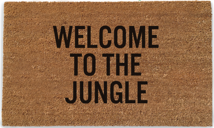 Reed Wilson Design - Welcome Mat PNG