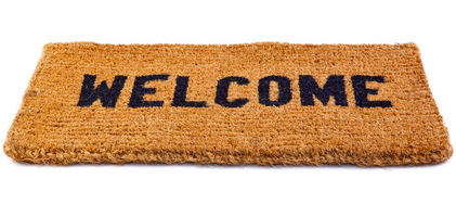 Welcome Mat PNG - 61212