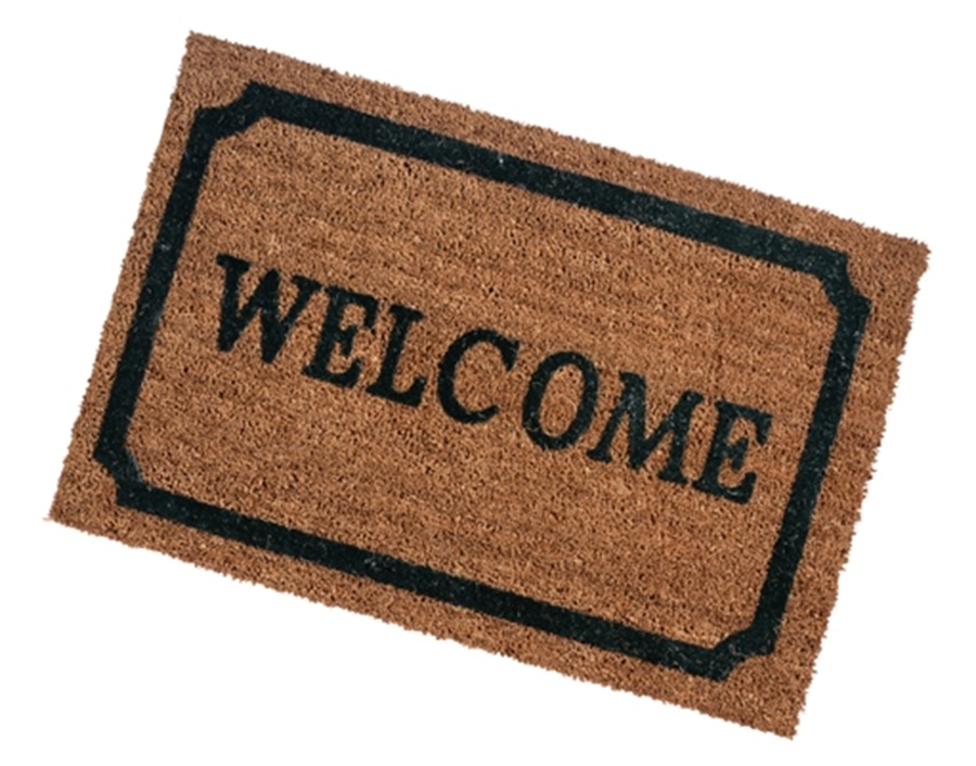 Welcome Mat PNG - 61213