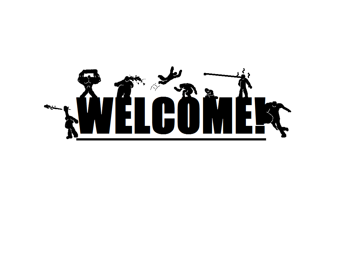 Welcome PNG - 25003