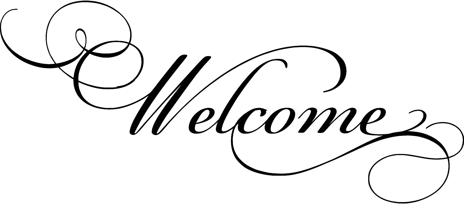 Welcome.png - Welcome PNG