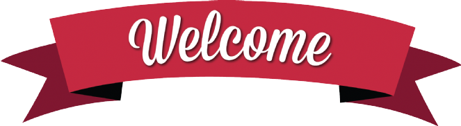 Welcome PNG - 25002