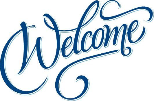Welcome PNG - 24990