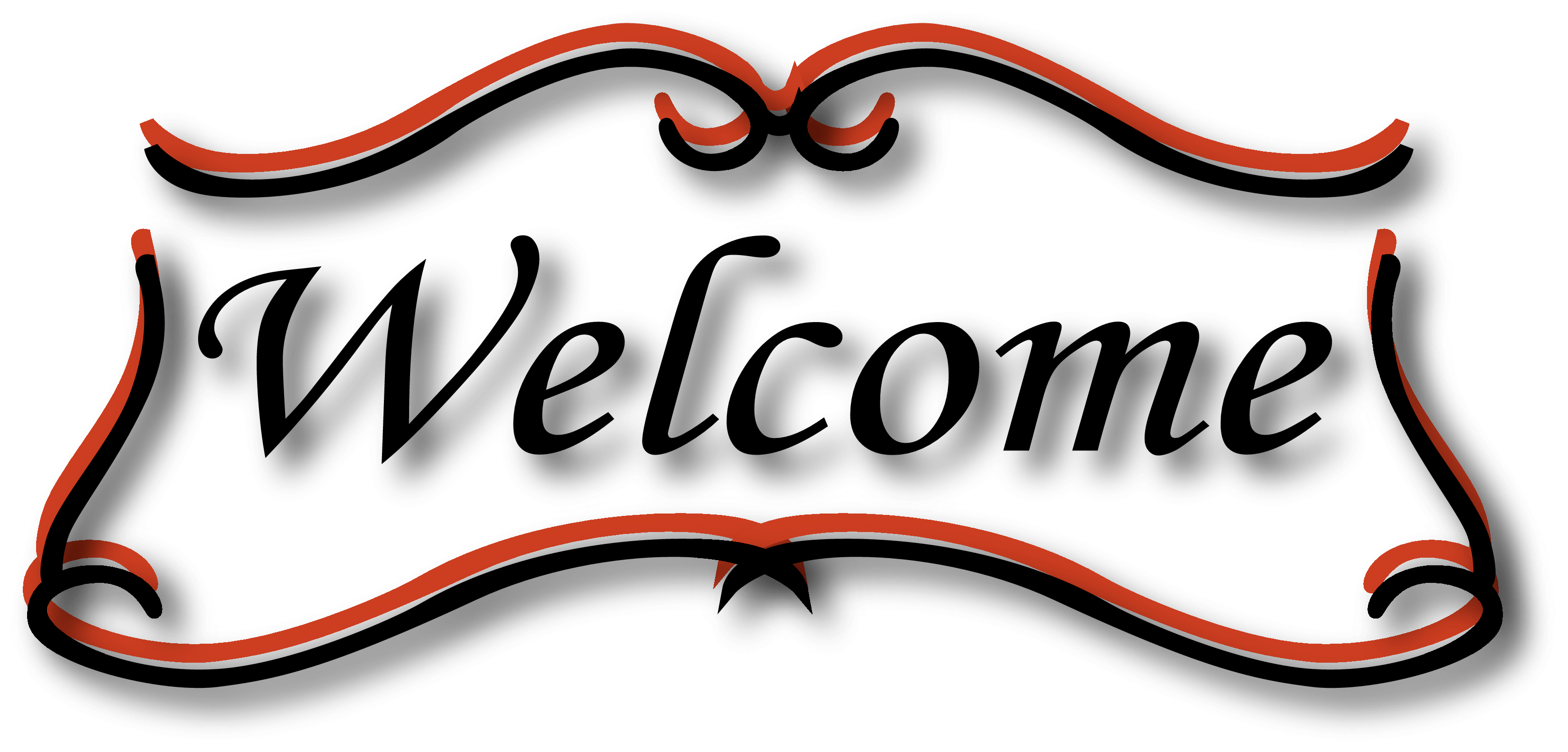 Welcome PNG - 25001