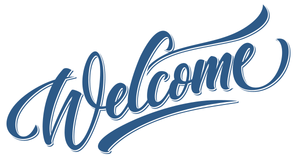 Welcome PNG - 24993