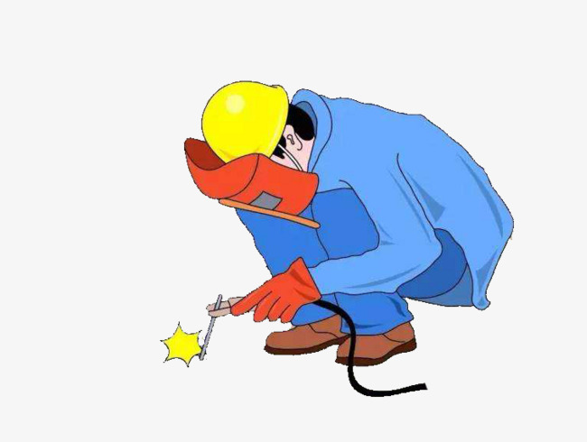 Cartoon welder, Leave The Material, Welding Workers, Jobs PNG Image and  Clipart - Welding PNG HD Free