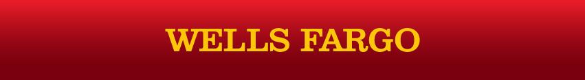 Wells Fargo PNG - 107533
