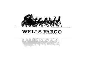 Wells Fargo PNG - 107531