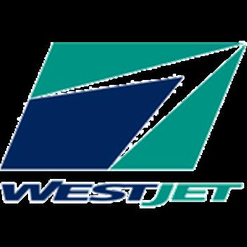 Westjet Airlines Logo PNG - 108551